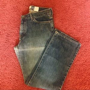 GAP modern boot cut jeans size 12 ankle